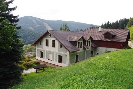 Penzion ve Strážném v Krkonoších